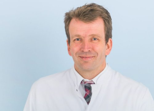 Neu im Medical Board: Dr. Martin Grapengeter